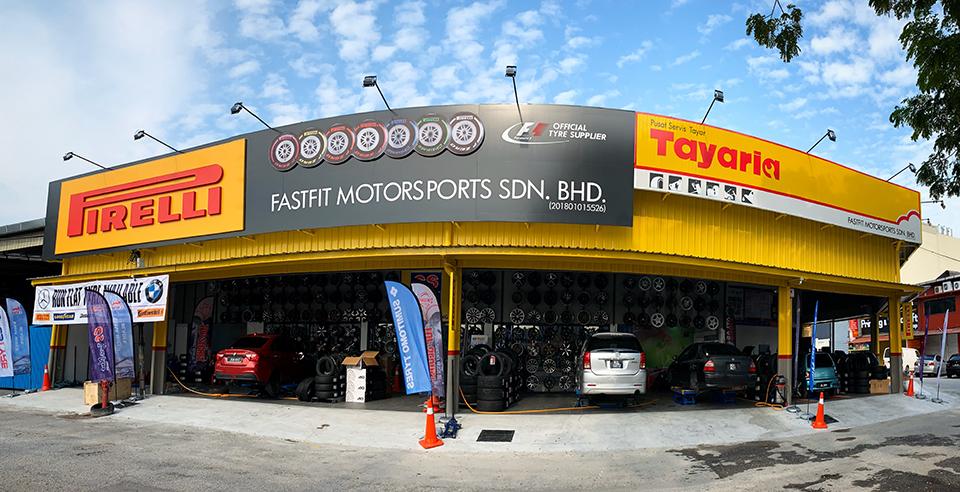FASTFIT MOTORSPORTS SDN. BHD. - Ecars